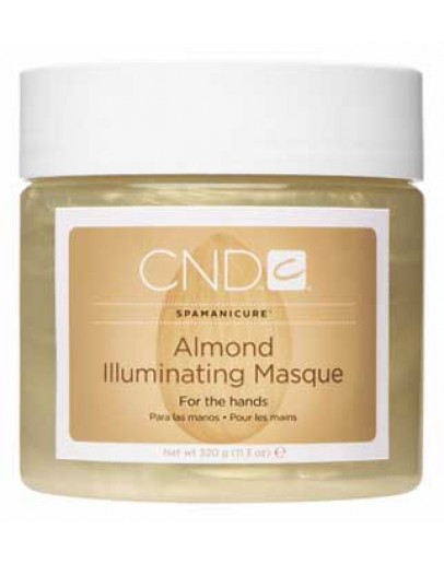 CND Almond Illuminating Masque - 13.3oz