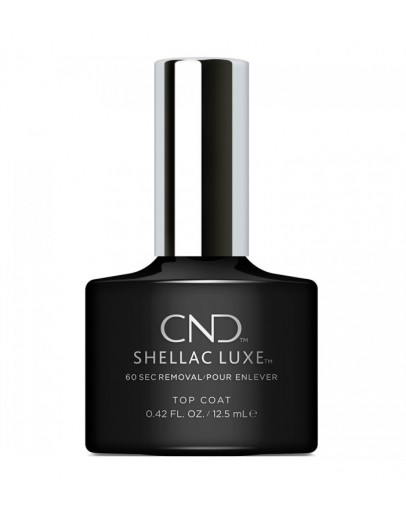 CND Shellac Luxe Top Coat - .42 fl oz