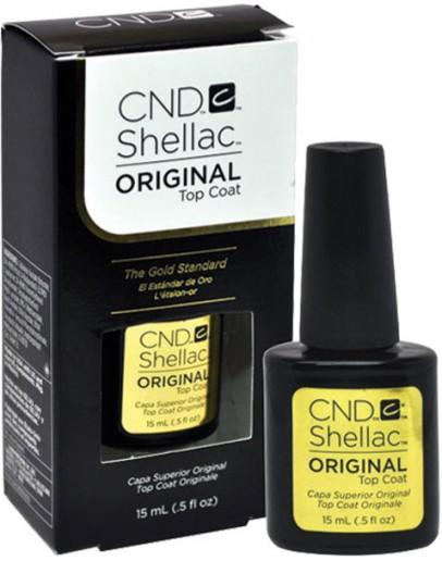 CND Shellac UV Top Coat 0.5oz