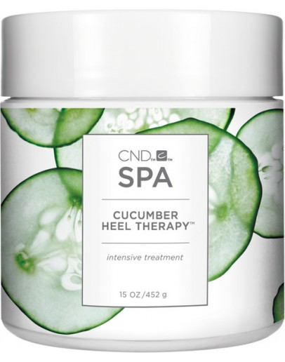 CND Cucumber Heel Therapy Intensive Treatment - 15 oz