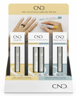 CND Essential Care Pens - 9pc POP Display