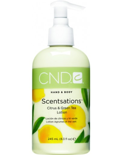 CND Citrus & Green Tea Lotion - 8.3oz