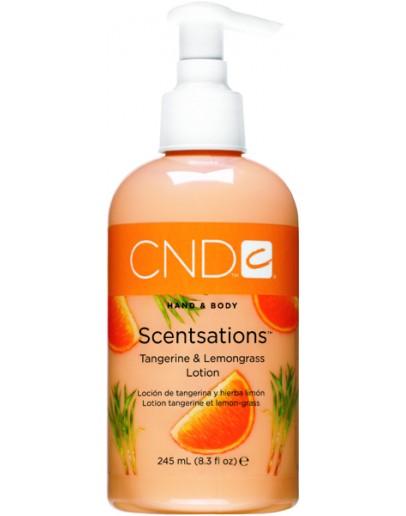 CND Tangerine & Lemongrass Lotion - 8.3oz