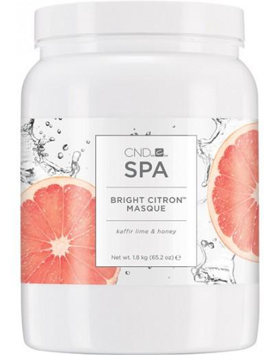 CND Spa Bright Citron Masque 65.2oz