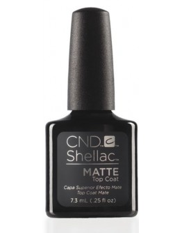 CND Shellac UV Top Coat .25oz