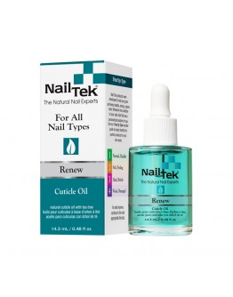 Nail Tek Renew Anti-Fungal Cuticle Oil, .48 oz