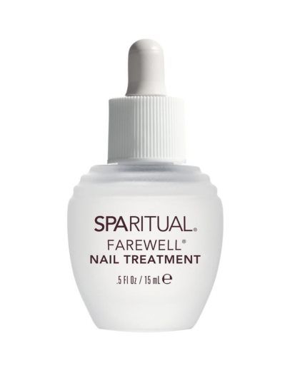 SpaRitual Farewell Fungus Treatment - For Clear and Healthy Nails / 0.5 oz.