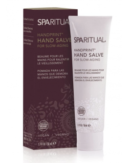 SpaRitual Handprint Hydrating Hand Salve 1.7oz