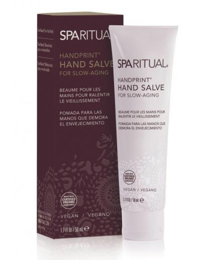 SpaRitual Handprint Hydrating Hand Salve 1.7oz