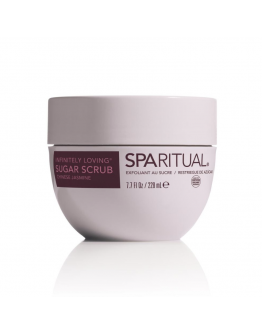 SpaRitual Organic Sugar Scrub 7.7oz