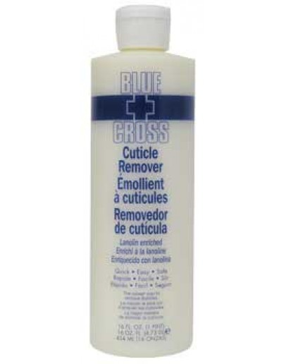 Blue Cross Cuticle Remover, 16 oz