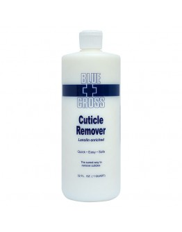 Blue Cross Cuticle Remover, 32 oz