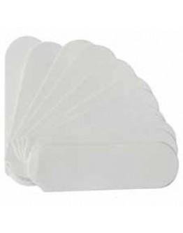 Cuccio Naturale Abrasive Paper Refills, 50 Pack (Pedicure/White)