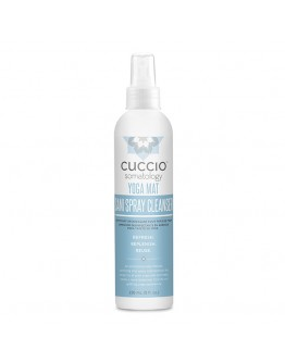 Cuccio Somatology Yoga Mat Sani Spray Cleanser, 8 oz