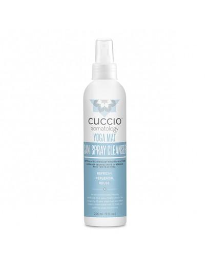 Cuccio Somatology Yoga Mat Sani Spray Cleanser, 8 oz