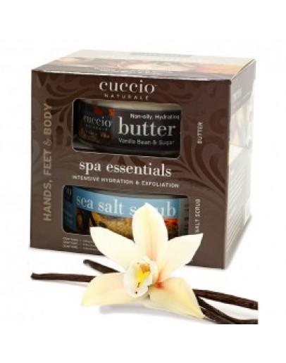 Cuccio Spa Essentials Kit