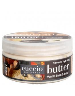 Cuccio Naturale Butter, 8 oz Vanilla Bean & Sugar