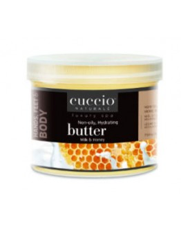 Cuccio Naturale Butter, 26 oz Milk & Honey