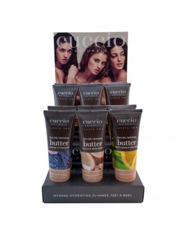 Cuccio Naturale Butter #2, 12 Piece Display