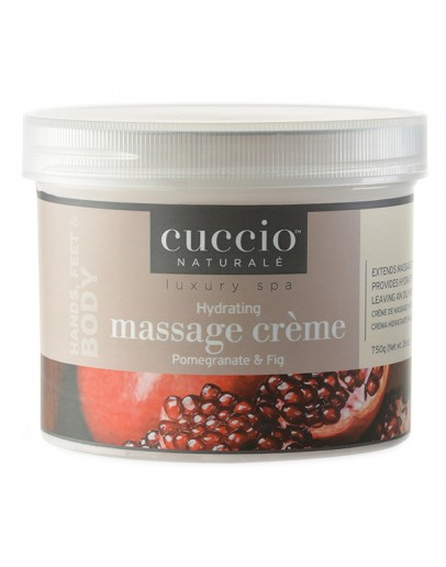 Cuccio Naturale Massage Creme, 26 oz Pomegranate & Fig