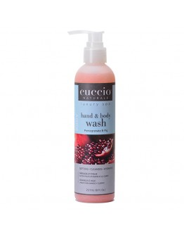 Cuccio Naturale Body Butter Wash, 8 oz, Pomegranate & Fig