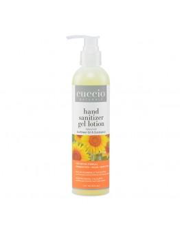 Cuccio Naturale Hand Sanitizer Hydrating Lotion, 8 oz