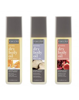 Cuccio Naturale Dry Body Oil, 3.38 oz
