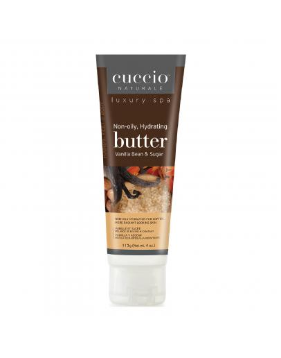Cuccio Naturale Butter,  4 oz Vanilla Bean & Sugar