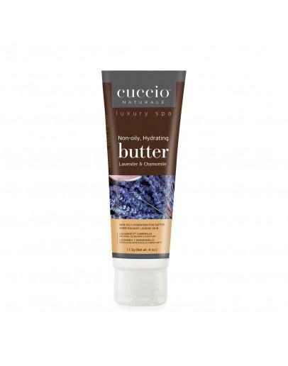 Cuccio Naturale Butter, 4 oz Lavender & Chamomile