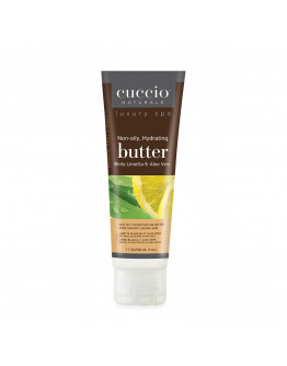 Cuccio Naturale Butter,  4 oz White Limetta & Aloe Vera
