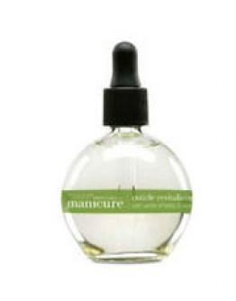 Cuccio Naturale Revitalizing Cuticle Oil, 2.5 oz, White Limetta & Aloe Vera