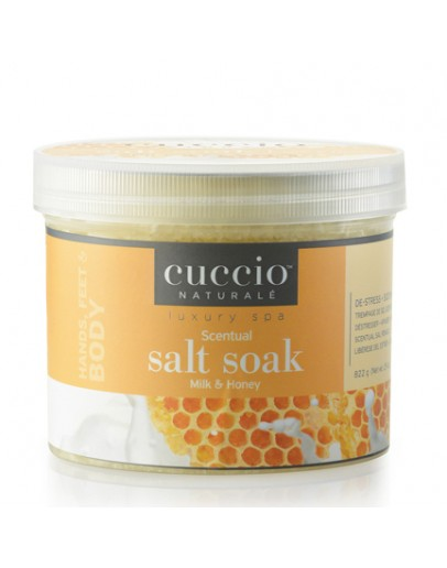 Milk & Honey Scentual Salt Soak 29oz