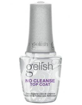 Gelish No Cleanse Top Coat - 1/2oz 15ml