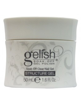 Nail Harmony Gelish Structure Clear Gel - 1.6oz