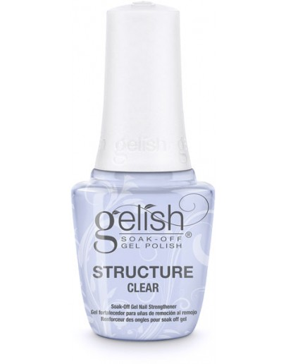 Gelish Soak Off Nail Strengthener Structure Clear - 0.5 fl oz