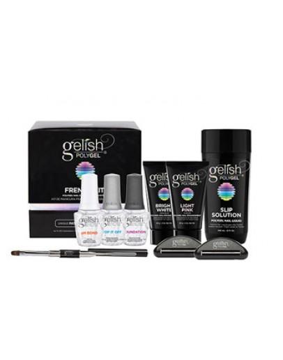 Gelish POLYGEL Nail Enhancement French Kit