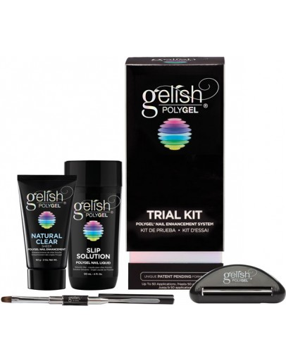 Gelish POLYGEL Nail Enhancement Trial Kit with PolyTool