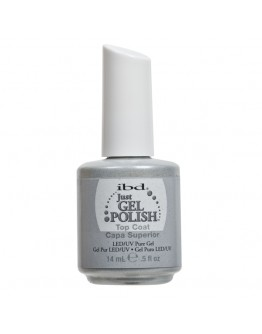 ibd Just Gel Polish Top Coat - .5oz