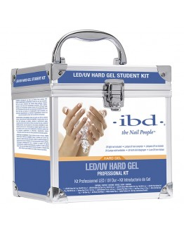 IBD LED/UV Hard Gel Professional Kit