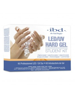 IBD LED/UV Hard Gel Student Kit