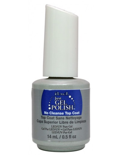 ibd Just Gel No Cleanse Top Coat