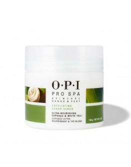 OPI Pro Spa Exfoliating Sugar Scrub, 4.8 oz