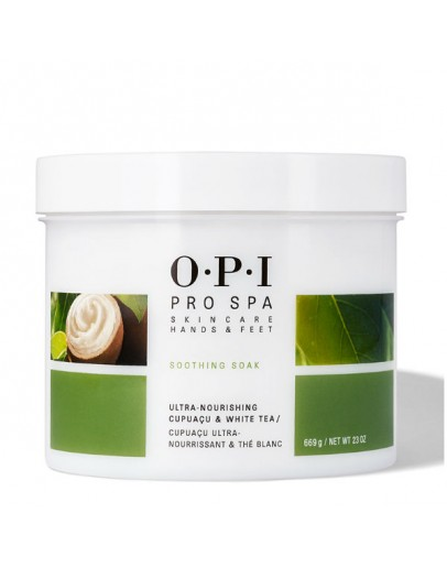 OPI Pro Spa Soothing Soak, 23 oz