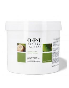 OPI Pro Spa Exfoliating Sugar Scrub, 133 oz