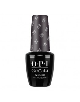 OPI Nail Gelcolor Base/ Top Coat, .5 oz