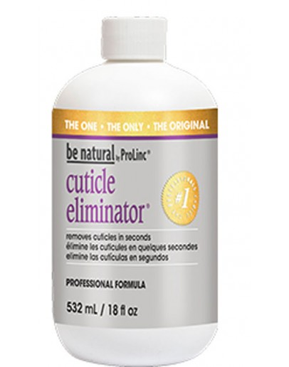 Prolinc be Natural Cuticle Eliminator - 18 oz