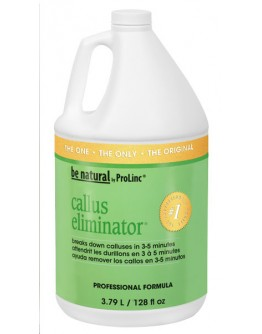 Prolinc Be Natural Callus Eliminator Original / Orange Scent - 1 gallon