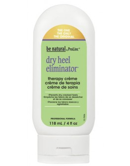 Be Natural Dry Heel Eliminator, 4 oz