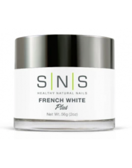 SNS Dipping Powder White/ Pink 2oz