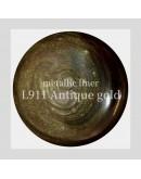 L911 Metallic Liner Antique Gold
